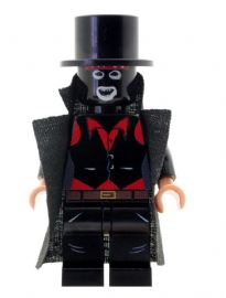 TV Actor Papa Lazarou - Custom Designed Minifigure